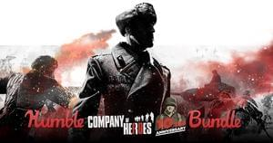 Humble Company Of Heroes Bundle (Steam) For PC (Can buy from 78p)