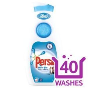 Persil Non Bio. Washing Liquid 40 Wash 1.4L