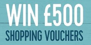 £500 Worth of Shopping Vouchers