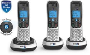 BT Trio Cordless Home Phone