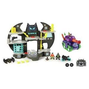Imaginext DC Super Friends Batcave Gift Set.
