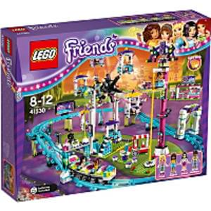 LEGO Friends - Amusement Park Roller Coaster - 41130