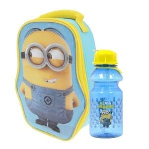Minions Lunch Bag & Bottle Reduced further