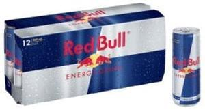 Red Bull Energy Drink 12x250 Get Your Wings