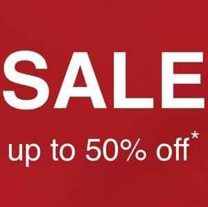 The AMAZING 50% off clothing sale at Tesco