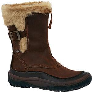 MERRELL Brown Decora Motif Winter Calf Boots size 7 UK women
