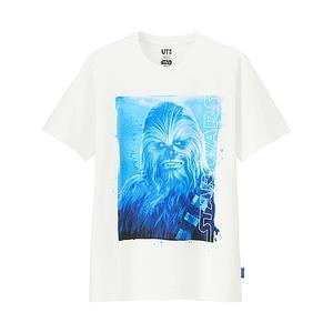 Star Wars Chewie T Shirt Mens Discount