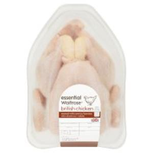 Whole Chicken (1.3kg) £3 at Waitrose or £2.40 with Pick Your Own Discount