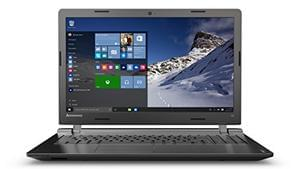 Lenovo Ideapad 100 Discount: 15.6-Inch Laptop (Black) - (Intel Core i5
