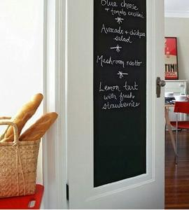 PRICE DROP!Removable Black Chalkboard Wall Paper on Amazon with FREE DELIVERY