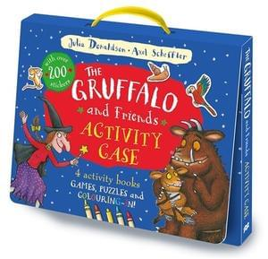 1/3 of the original price! Gruffalo Activity Book Set