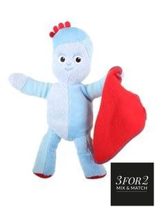 In The Night Garden In The Night Garden Talking Iggle Piggle Soft Toy