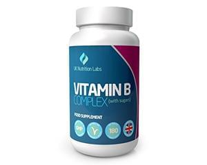 Stock up on your Vitamins! 6 month supply Vitamin B for £6.99