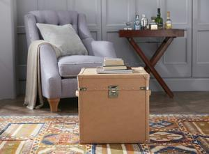 Win a leather storage chest from Howat & Hutchinson worth £650