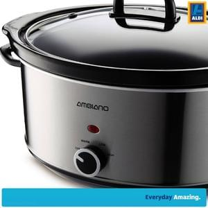 Win A Slow Cooker from Aldi
