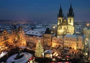 3 nights in Prague. Go for the Xmas Market! (3rd Dec..4th Jan)