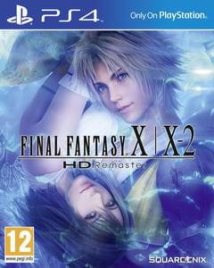 Final Fantasy X/X-2 HD Remaster PS4 Discount at Zavvi