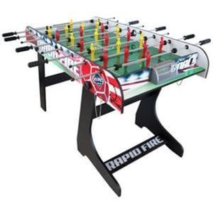 Rapid Fire Folding Football Table.