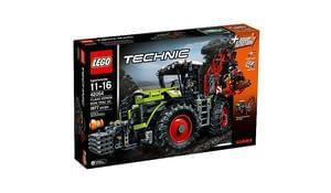 ASDA LEGO Technic 42054 CLAAS XERION 5000 TRAC VC 32% DISCOUNT
