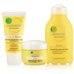 Garnier Skin Cream Freebie