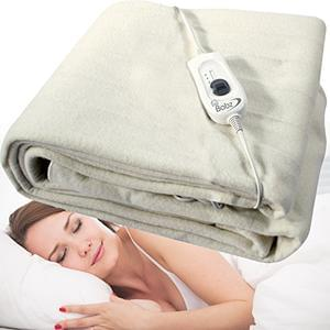 Babz Double Size Electric Heated Underblanket