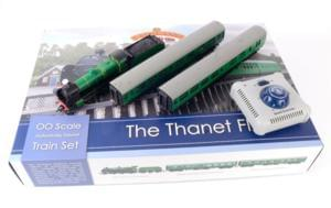 WIN! A Bachmann Thanet Flyer trainset worth £180!