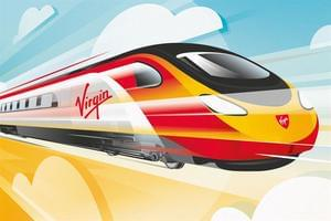 Virgin Trains Discount Edinburgh to London