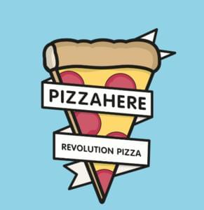 Free Slice of Pizza at Revolution Bars (Thursday 20th October)