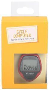 Cycle Computer Deal Only £3.50 at Halfords eBay Store (free C&C)