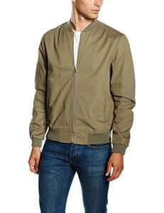 New Look Twill Bomber Jacket from £16.38