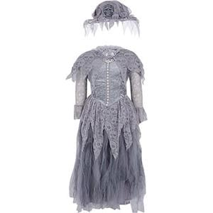 Hallow's Eve Grey Witch Costume @ T.K.MAX