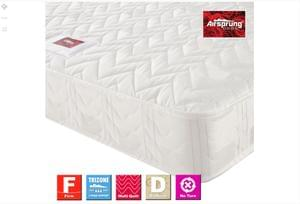 Airsprung Trizone Mattress Deal - Double
