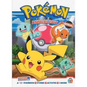 Pokemon Annual 2017 (Hard to find) at B&M