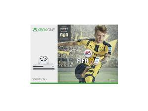 Fifa 17 Xbox One S 500GB Console, Gears of War 4, Mafia 3 & Extra Controller