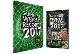 a signed copy of the guinness book of records
