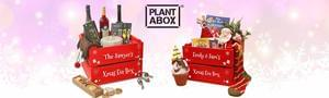 Win a Personalised Christmas Eve Crate from Plantabox