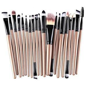 Demarkt 20 Piece Make Up Brush Set. AMAZON No.1 BESTSELLER.