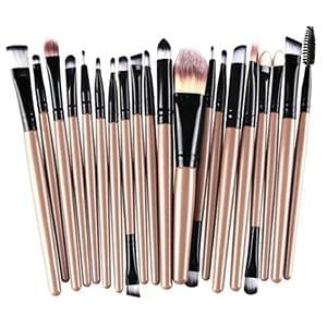 Demarkt 20 Piece Make Up Brush Set. AMAZON No.1 BESTSELLER.