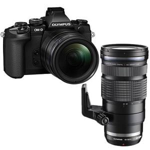 Win an Olympus OM-D E-M1 Digital Camera bundle worth over £2500
