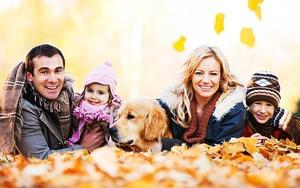 Win Family Autumn themed prizes with the Telegraph worth over £800!