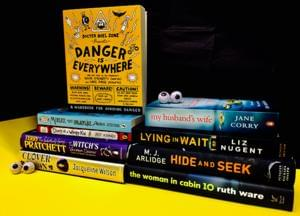 Win 2 x Penguin Book bundles & £50 Paperchase voucher