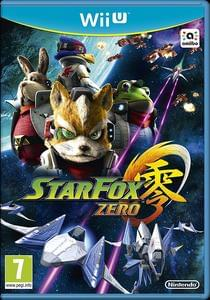 Star Fox Zero (Nintendo Wii U) in-store