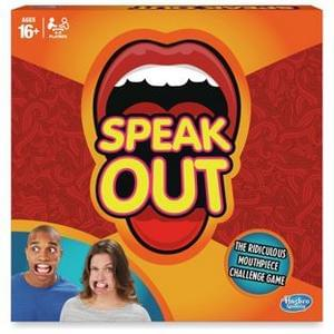 Speak Out game back in stock - be quick!