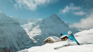 Win a ski break to Interlaken!