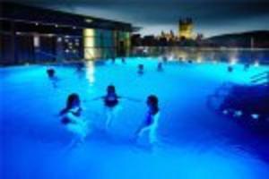 Win a festive spa break in Bath
