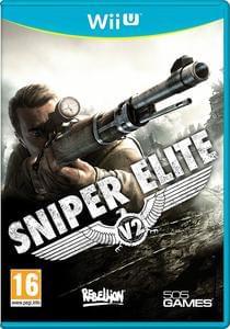 Sniper Elite V2 (Italian Edition) (Nintendo Wii U)