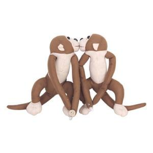 Monkey Curtain Ties with FREE delivery