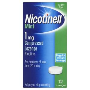 Super Deal. Nicotinell Mint Lozenges (144). Just £10.66 Delivered!