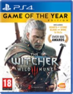 The Witcher 3 Wild Hunt - GOTY Edition (PS4\Xbox One)