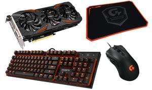 Win a Gigabyte GTX 1070 G1 Gaming Bundle